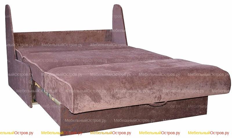 Большое спальное место угловой диван Моск обл