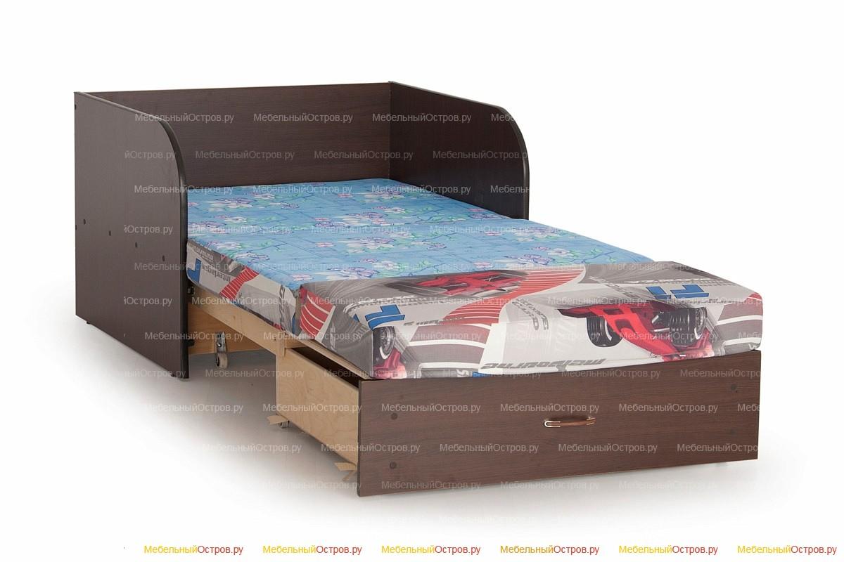 Двухъярусная кровать с диваном Моск обл