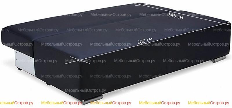 Диван без спинки в Московск.обл с доставкой