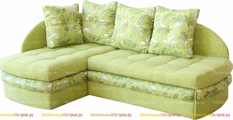 Угловые диваны с спальным местом в Московск.обл с доставкой