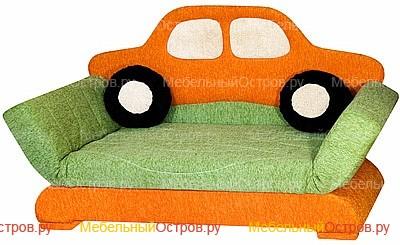 Детский диван Тахта Авто