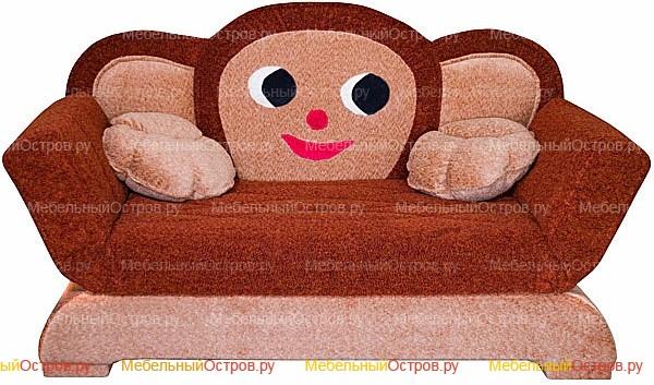 Детский диван тахта Чебурашка