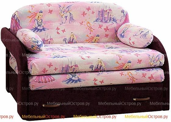 Детский диван выкатной Чунга-Чанга