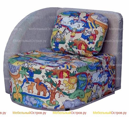 Детский диван Раздвижной Крошка