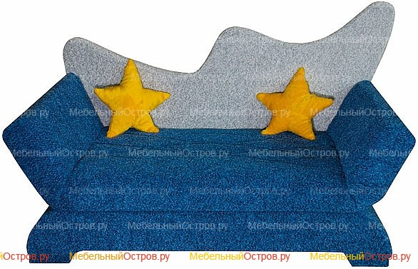 Детский диван тахта Луна