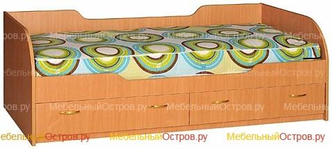 Детский диван тахта Теща-7