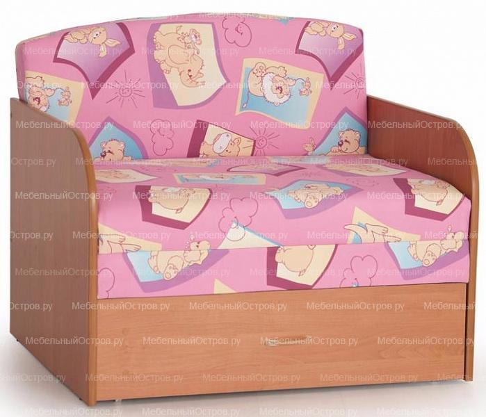 Детский диван Выкатной Юлечка ДП
