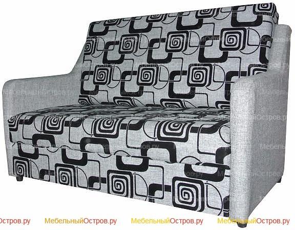Диван раскладушка Никон (квадраты)