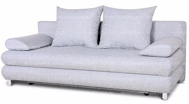 Диван еврокнижка Тамерлан 2 (серый)