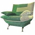 Кресло для отдыха без трансформации дополнительное фото 2 mini