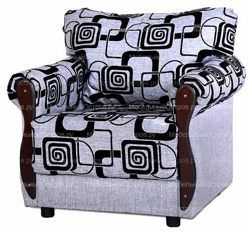 Кресло для отдыха без трансформации Крома квадро