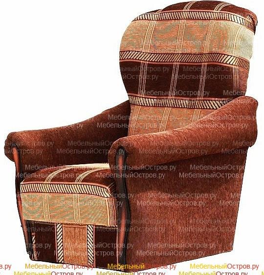 Кресло для отдыха без трансформации Ленинград