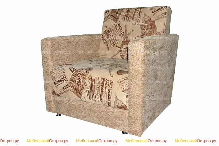 Кресло для отдыха без трансформации Пани (беж)