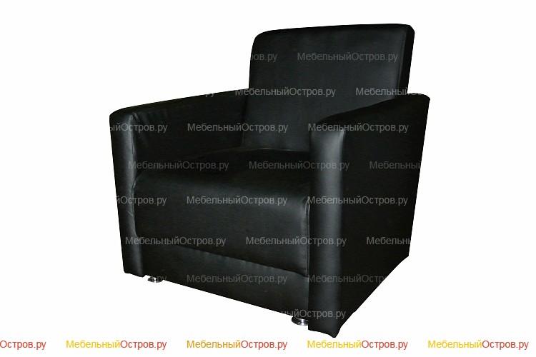Кресло для отдыха без трансформации Пани (черн)