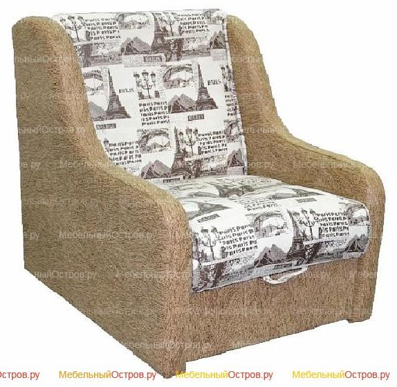 Кресло-кровать аккордеон МО44