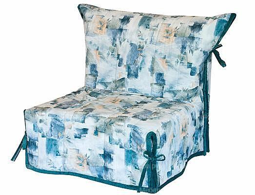 Кресло-кровать аккордеон Флора