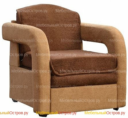 Кресло-кровать выкатной МО58