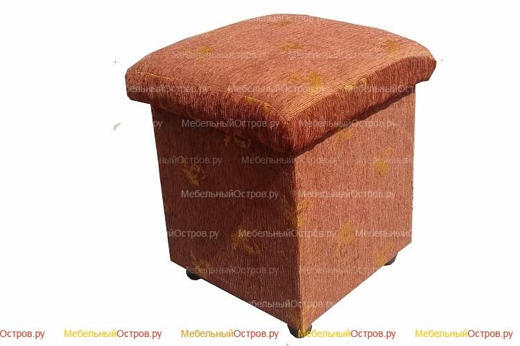 Пуфик без трансформации Кубик (Людовик)
