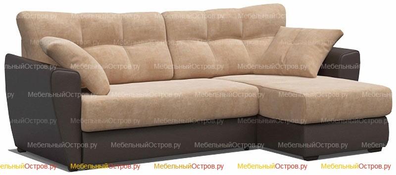 Угловой диван еврокнижка МО3