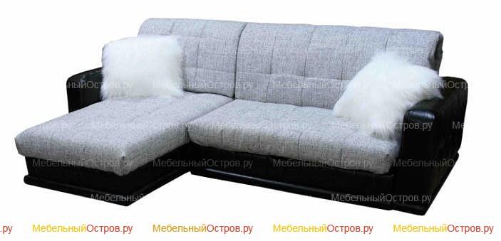 Угловой диван аккордеон Аполлон (мод 01)