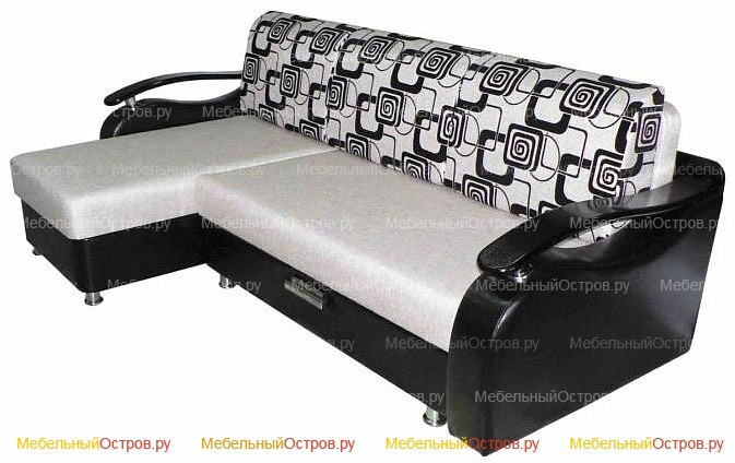 Угловой диван пантограф Багратион (мод 01)