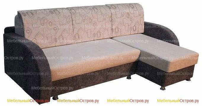 Угловой диван пантограф Багратион (мод 02)