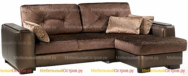 Угловой диван еврокнижка Беверли- 2