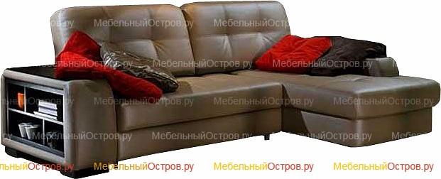 Угловой диван еврокнижка Беверли