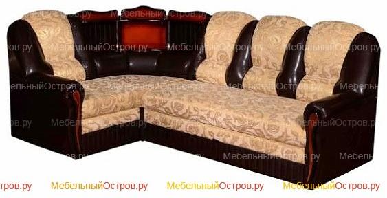 Угловой диван выкатной Борн (мод 01)