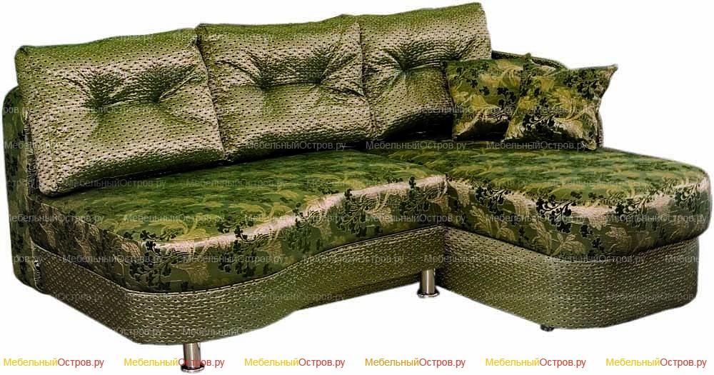 Угловой диван стиль Моск обл
