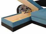 Угловой диван дельфин дополнительное фото 4 mini