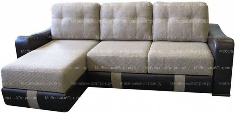 Угловой диван еврокнижка Донегал