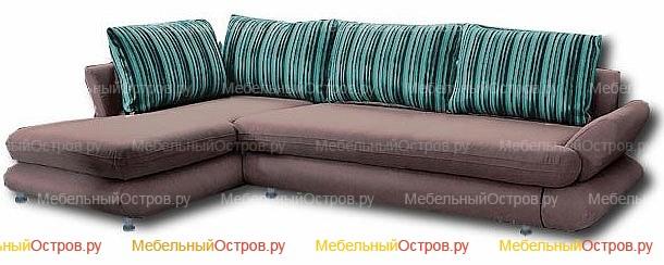 Угловой диван дельфин Эволюшэн (мод 01)