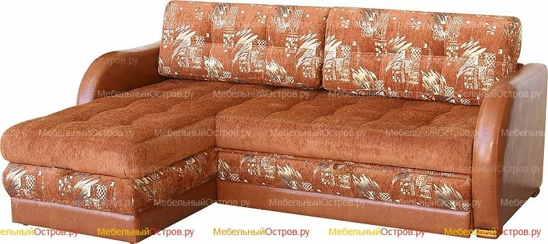 Угловой диван еврокнижка Фердинанд