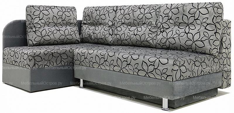 Угловой диван еврокнижка Гланвилл