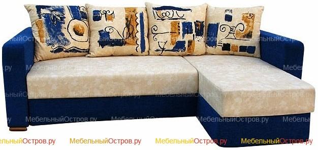 Угловой диван пантограф Громада