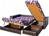 Угловой диван аккордеон дополнительное фото 2 mini