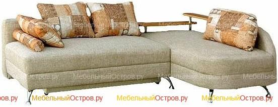 Угловой диван пантограф Мальта Люкс