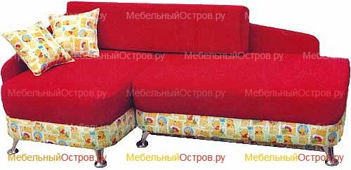 Угловой диван еврокнижка Малыш