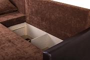 Угловой диван еврокнижка дополнительное фото 2 mini