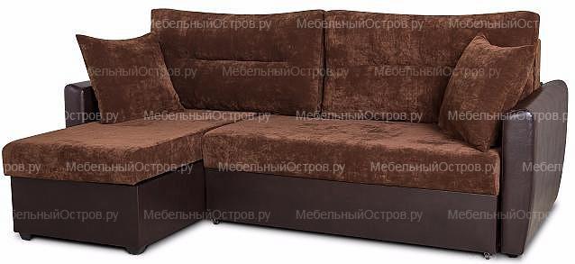 Угловой диван еврокнижка Николас 2