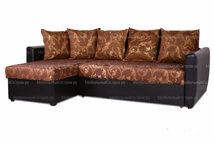 Угловой диван еврокнижка Николас