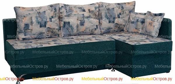 Угловой диван пантограф Норд Люкс