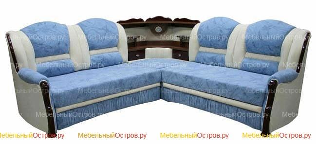 Угловой диван выкатной Ритор (мод 01)