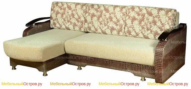 Угловой диван пантограф Санни (мод 01)