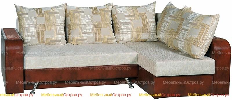 Угловой диван еврокнижка Серенада-2