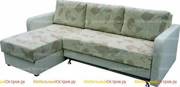 Угловой диван еврокнижка Тахта