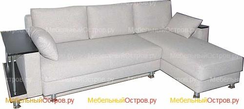 Угловой диван еврокнижка Уютера