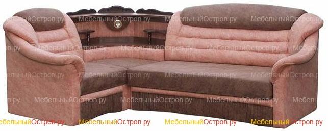Угловой диван выкатной Веллас (мод 01)