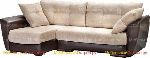 Угловой диван пантограф Верона Люкс